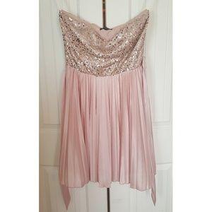 As U Wish Dresses & Skirts - Pink champagne As U Wish dress