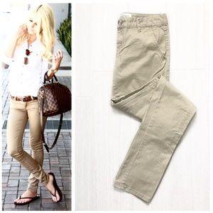 Aeropostale Pants - Aeropostale Khaki Skinny Pants