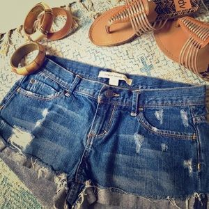Pants - the perfect jean shorts! size 25, XS, 0