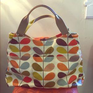 Orla Kiely Handbags - Large Orla Kiely Stem Bag