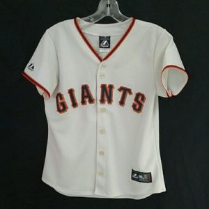 MAJESTIC Other - Pablo Sandoval San Francisco Giants Jersey