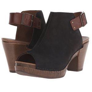 "Dansko Shoes - Dansko ""Reggie"" Slingback Sandals"