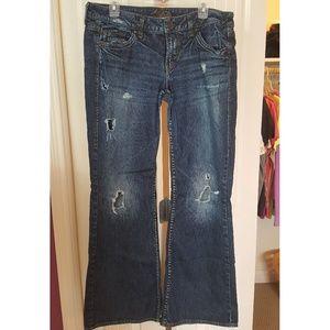 Silver Jeans Jeans | Flare & Wide Leg - on Poshmark