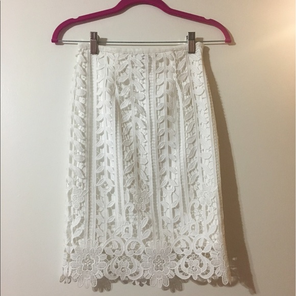 Romeo & Juliet Couture Skirts - ***PRICE REDUCED *** White skirt