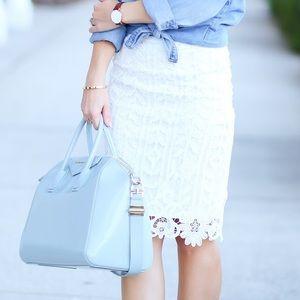 ***PRICE REDUCED *** White skirt