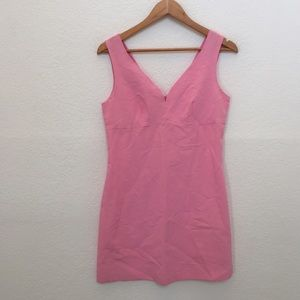 United colors of Benetton pink dress