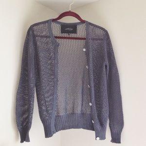 Rachel Comey Sweaters - Rachel Comey • open knit cardigan