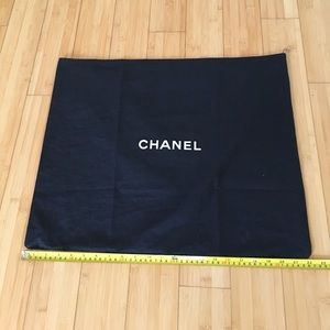 AUTHENTIC CHANEL DUSTBAG