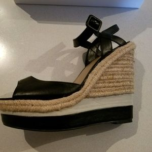 Sbicca Shoes - NWOT  Sbicca wedge sandals.