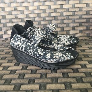 bernie mev. Shoes - Bernie mev wedge 36