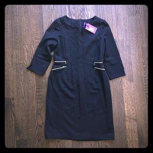 Seraphine Dresses & Skirts - Black maternity dress, size 6