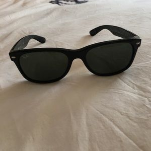 Ray-Ban Accessories - Authentic Ray Ban wayfarer black