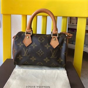 Louis Vuitton Handbags - 🔴LAST PRICE🔴Louis Vuitton Monogram HL Speedy