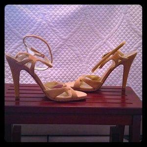 Charles David Suede Sandals