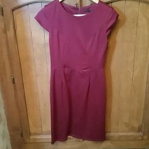 Atmosphere Dresses & Skirts - Cranberry Fitted Dress