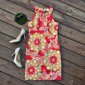 Taylor Dresses & Skirts - EUC Taylor Floral Dress