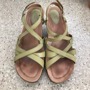 Dansko Shoes - Dansko Strappy Sandal.
