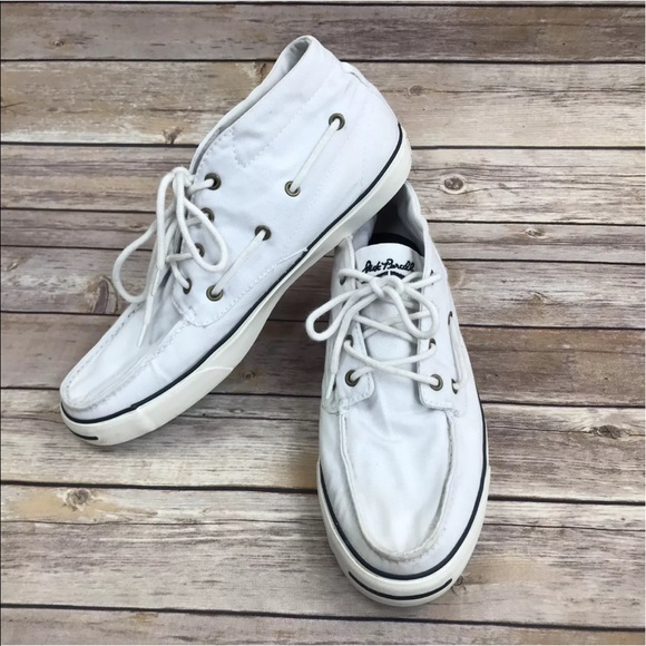 CONVERSE Jack Purcell Chukka High Top Boat shoes