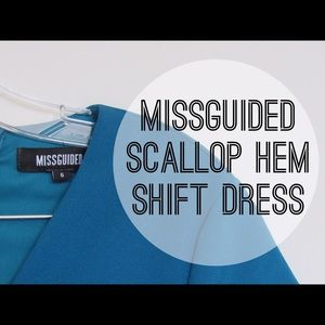 Missguided Dresses & Skirts - MISSGUIDED Shift Dress