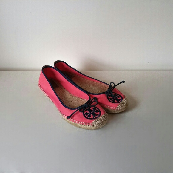 Made In Spain Pink Womens Shoes