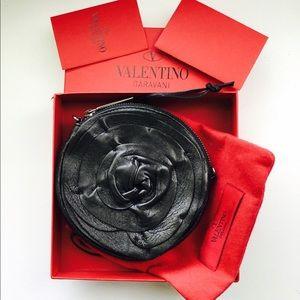 Valentino Garavani Handbags - Authentic Collectible Petale Valentino Rosette Bag