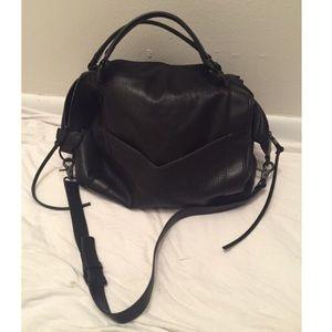 Satchel/Hobo black bag