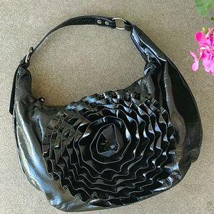 Big Buddha Handbags - EUC!  Big Buddha Faux Patent Leather Hobo Bag