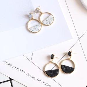 17basics Jewelry - 🌸SPRING SALE🌸17Basics marble geometry earrings