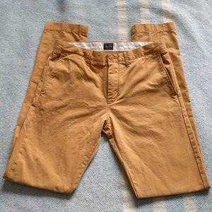 J. Crew Other - J. Crew Broken in Men Pants
