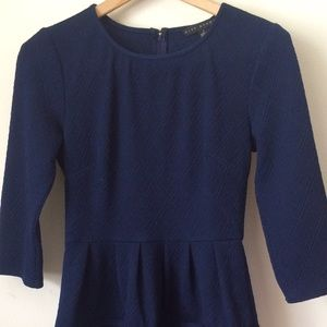 City Studio Dresses & Skirts - Navy City Studio Mini Dress Size 7