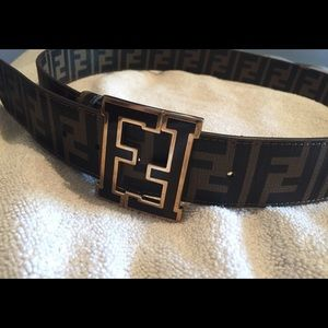 Fendi Other - Brown Fendi belt