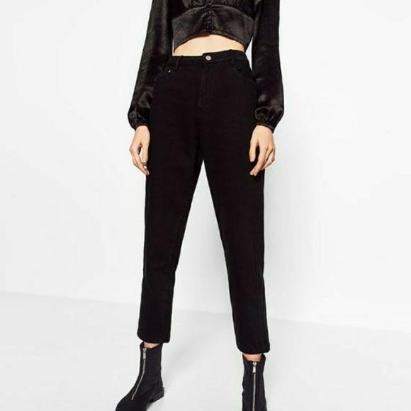 0286a583b0456b Zara Jeans | Trafaluc High Rise Ankle Mom 8 | Poshmark