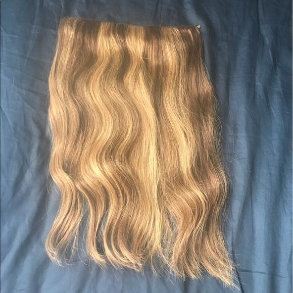 Accessories She Flip N Go Halo Hair Extension Poshmark