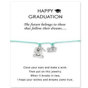 Graduation 2017 - Make a wish bracelet