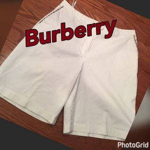 Burberry Pants - Burberry golf woman shorts size 8 1DAY SALE✅