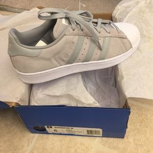 adidas Shoes - NWT Adidas superstar in onyx