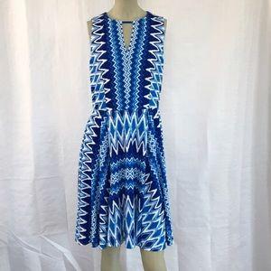 Donna Morgan Dresses & Skirts - Donna Morgan Printed Fit & Flare Dress