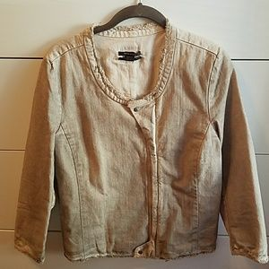 Diesel Black Gold Jackets & Blazers - Diesel Black Gold Jean Jacket
