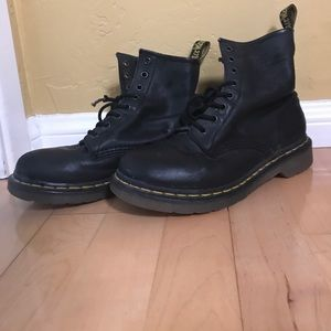 Black Doc Martens