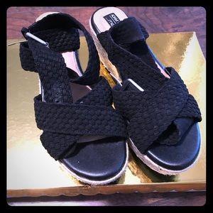 Adam Tucker Shoes - 🌸 Platform Wedge Sandals