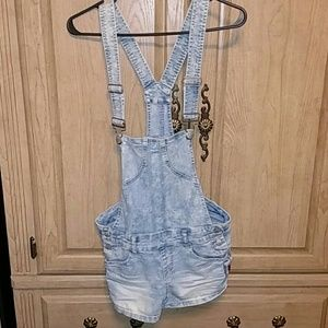 NL awesome Blue Spice Overalls