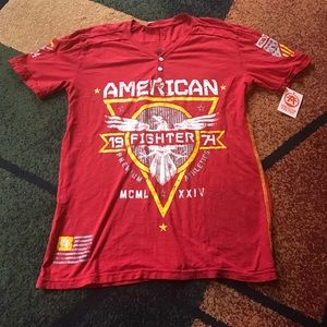 American Fighter Other - Men's American Fighter Affliction shirt M NWT