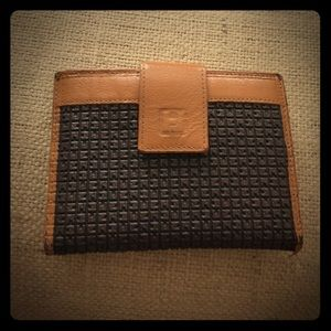 Vintage Ted Lapidus wallet