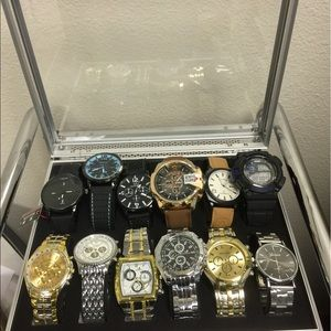 Accessories - New 12 Watch Bundle.