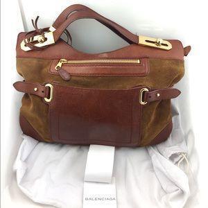 Authentic Balenciaga Satchel Bag!