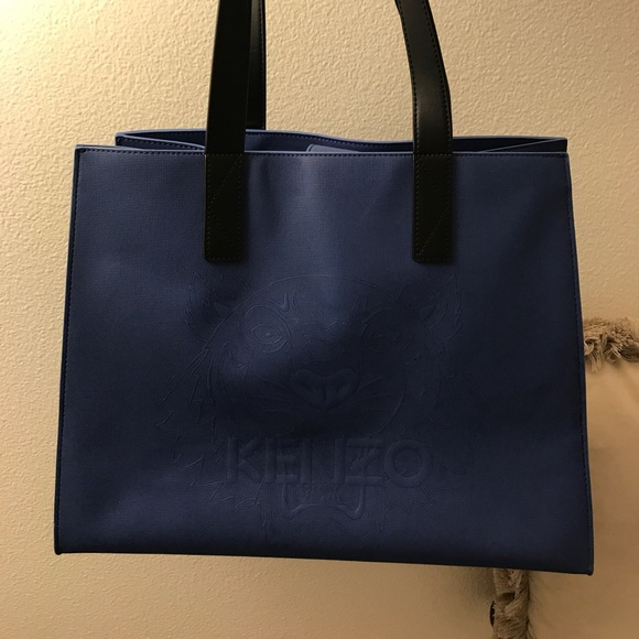 46126f12ee Kenzo Bags | Tiger Tote Bag With Dust Bag | Poshmark