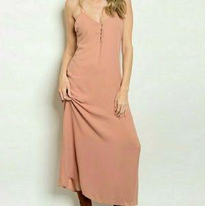 Threadzwear Dresses & Skirts - ❣ Gorgeous Dusty Pink Maxi dress❣