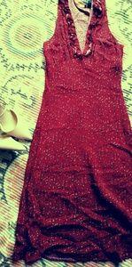 Rampage Dresses & Skirts - RAMPAGE LONG FLOWERED RAYON DRESS!