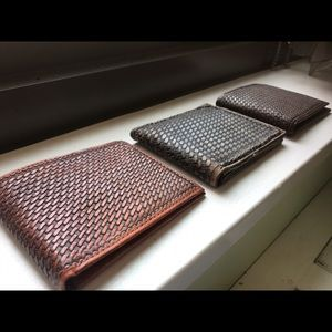 Will Leather Goods Other - WILL leather good men's premium wallets