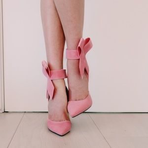 Jeffrey Campbell Shoes - NEW 🌸 No Greater Love 🌸 pink pumps!